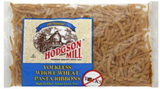 Hodgson Mill Pasta Ribbons Yolkless Whole Wheat 12 Oz