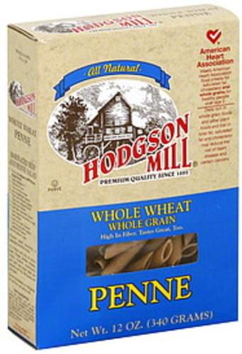 Hodgson Mill Whole Wheat 12 Oz Penne - 12 pkg