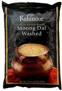 Kohinoor Beans Split Moong 2 Lb