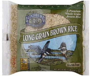 Lundberg Family Farms Long Grain Brown Rice Gluten Free 16 Oz