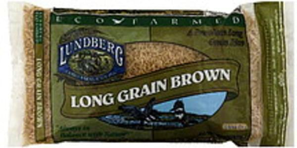 Lundberg Family Farms Rice Long Grain Brown 32 Oz
