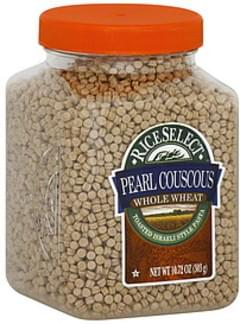 Rice Select Whole Wheat Pearl Couscous 10.7 Oz