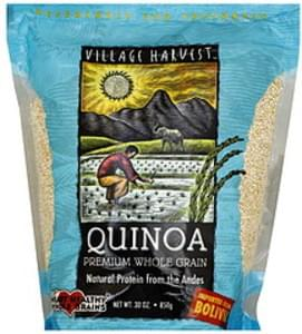 Village Harvest Premium Whole Grain 30 Oz Quinoa