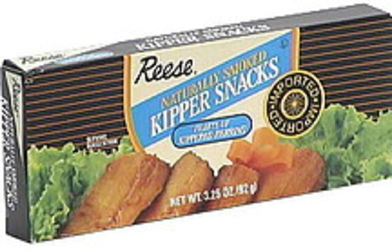Naturally Smoked 3.25 Oz Kipper Snacks