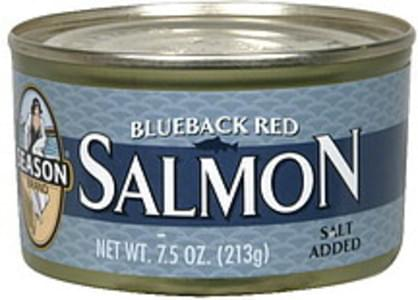 Season Salmon Blueback 7.5 Oz