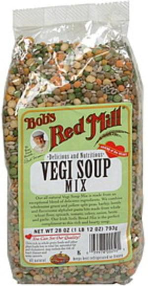 Bob's Red Mill Vegi 28 Oz Soup Mix - 4 pkg