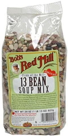 Bob's Red Mill Soup Mix 13 Bean 29 Oz
