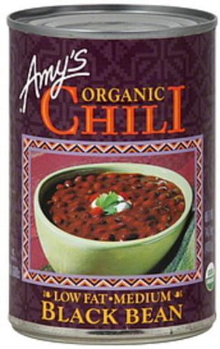 Amy's Kitchen Chili Organic Black Bean 14.7 Oz - 12 pkg