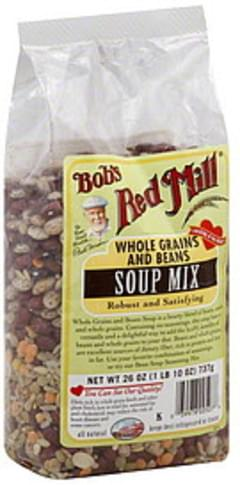 Bob's Red Mill Soup Mix Whole Grain & Beans 26 Oz