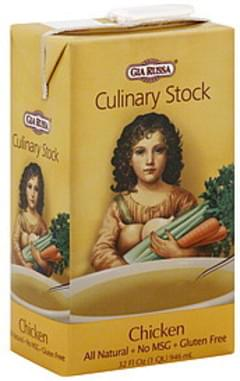Gia Russa Culinary Stock Chicken 32 Oz