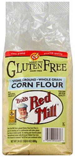 Bob's Red Mill Gluten Free 24 Oz Corn Flour