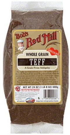 Bob's Red Mill Teff Whole Grain 24 Oz
