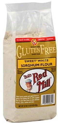 Bob's Red Mill Flour Gluten Free Sweet White Sorghum 22 Oz