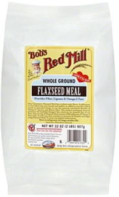 Bob's Red Mill Whole Ground 32 Oz Flaxseed Meal