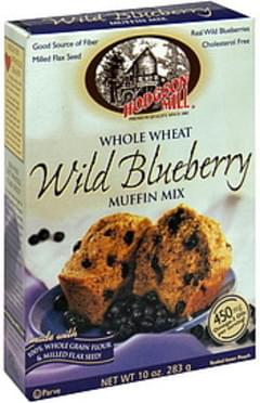 Hodgson Mill Muffin Mix Blueberry 10 Oz