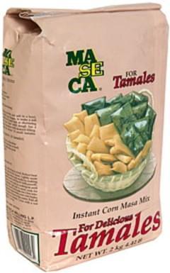 Maseca Masa Mix Instant Corn 4.4 Lb
