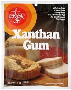 Ener-g Xanthan Gum 6 Oz
