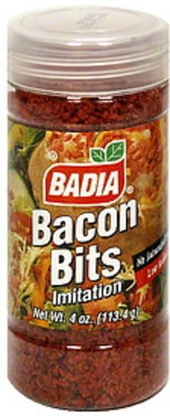 Badia Bacon Bits 4 Oz