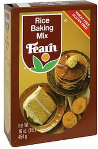 Fearn Rice 16 Oz Baking Mix - 6 pkg