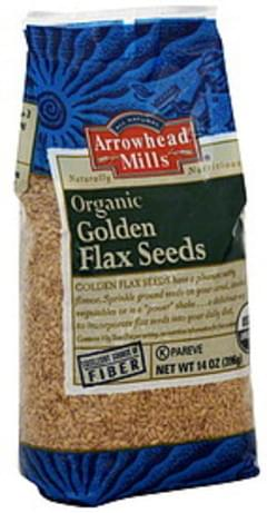 Arrowhead Mills Flax Seeds Golden 14 Oz