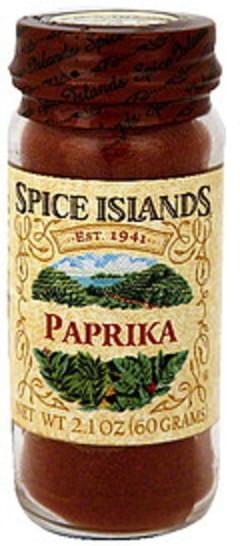 Spice Islands 2.1 Oz Paprika