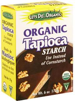 Road's End Organics Tapioca Starch Organic 6 Oz