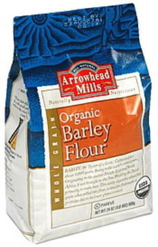Arrowhead Mills Barley 24 Oz Organic Flour - 6 pkg