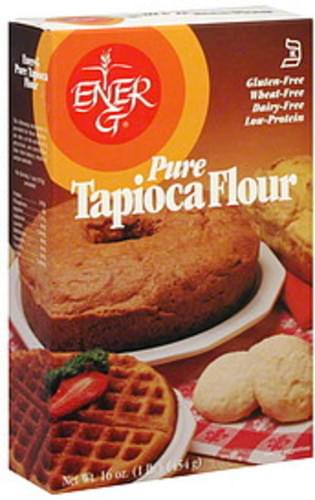 Ener-g Pure 16 Oz Tapioca Flour - 12 pkg