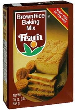 Fearn Baking Mix Brown Rice 16 Oz