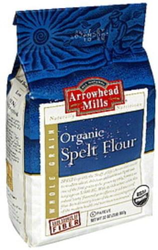 Arrowhead Mills Whole Grain 32 Oz Spelt Flour - 6 pkg