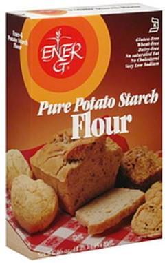 Ener-g Flour Pure Potato Starch 16 Oz