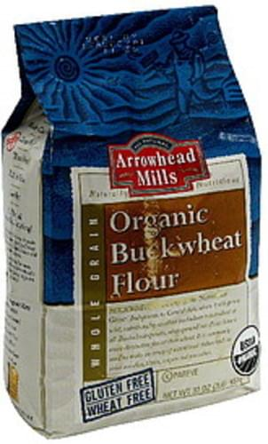 Arrowhead Mills Buckwheat 32 Oz Flour - 12 pkg