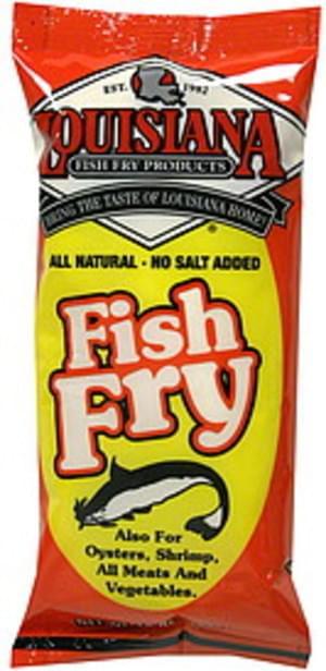 Louisiana Fish Fry Products 10 Oz Fish Fry - 12