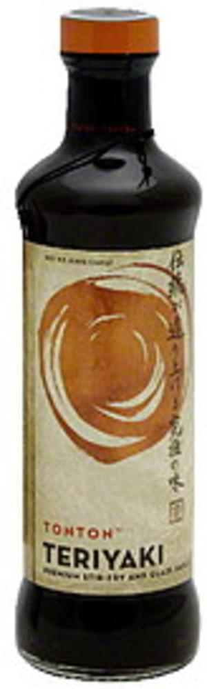 Tonton 9 5 Oz Teriyaki Sauce - 6 pkg, Nutrition Information | Innit