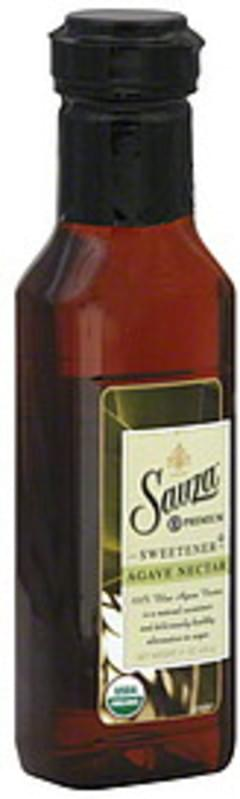 Sauza Sweetener Agave Nectar 17 Oz