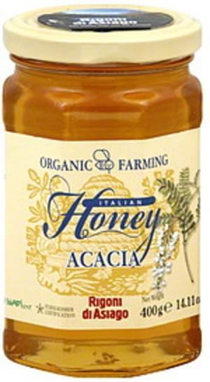 Rigoni Di Asiago Acacia 14.11 Oz Italian Honey - 6 pkg