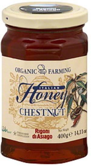 Rigoni Di Asiago Chestnut 14.11 Oz Italian Honey - 6 pkg
