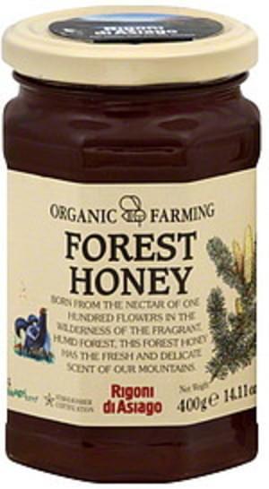 Rigoni Di Asiago 14.11 Oz Forest Honey - 6 pkg