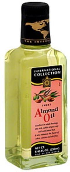 International Collection Almond Oil 8.45 Fl Oz