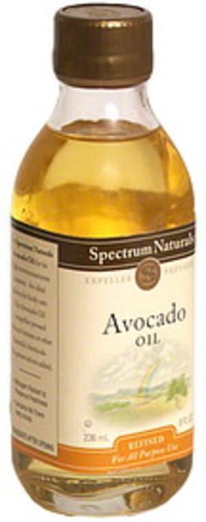 Spectrum Naturals High Heat 32 Oz Safflower Oil - 12 pkg