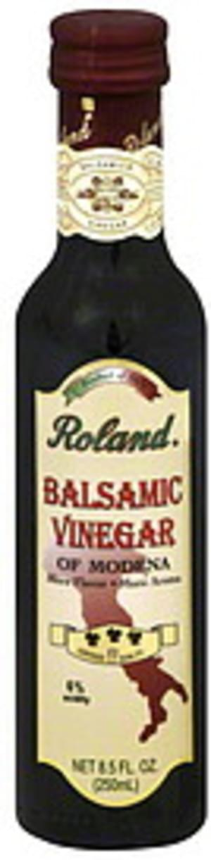Roland of Modena 8.45 Fl Oz Balsamic Vinegar - 8 pkg