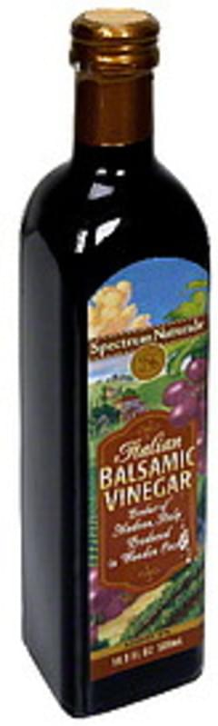 Spectrum Balsamic Vinegar of Modena 16.9 Fl Oz