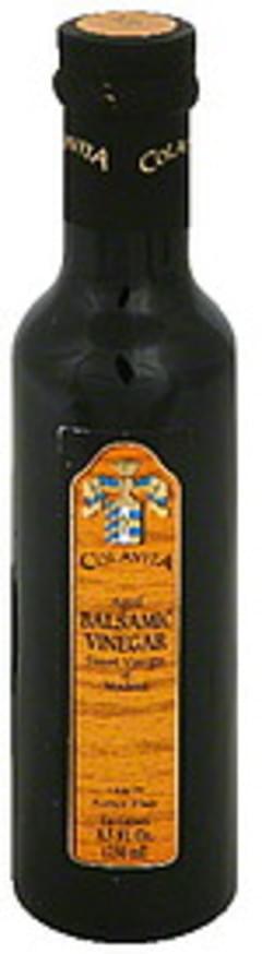 Colavita Balsamic Vinegar of Modena 8.5 Fl Oz