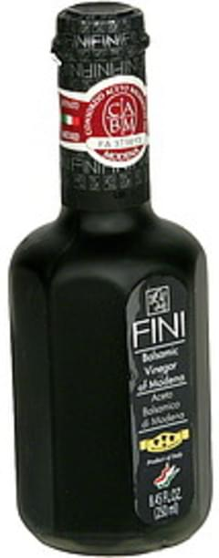 Fini Balsamic Vinegar of Modena 8.45 Fl Oz