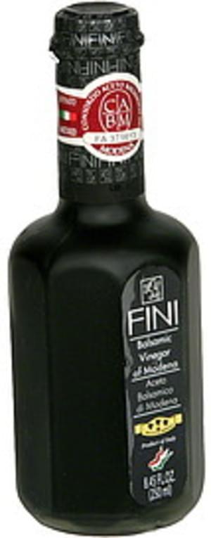 Fini of Modena 8.45 Fl Oz Balsamic Vinegar - 6 pkg