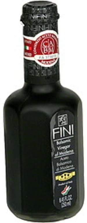 Fini of Modena 8.45 Fl Oz Balsamic Vinegar - 6 pkg