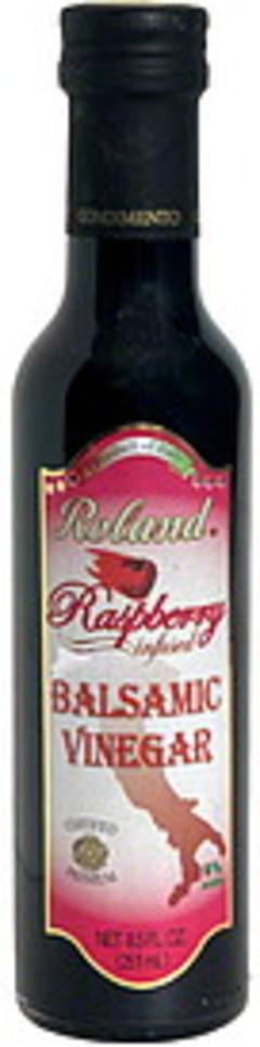 Roland Balsamic Vinegar Raspberry Infused 8.45 Fl Oz
