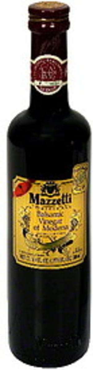 Mazzetti L'originale Balsamic 16.9 Oz Vinegar - 6 pkg