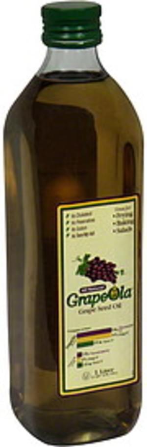 Grapeola Grapeseed 1 L Oil - 12 pkg