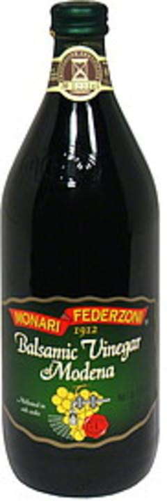 Monari Federzoni Vinegar Balsamic of Modena 33.5 Oz